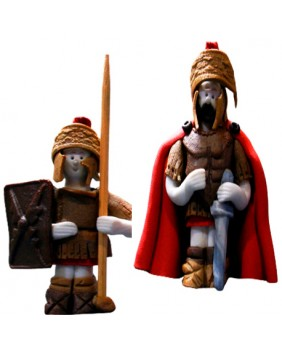 Pack duo dos figuras...
