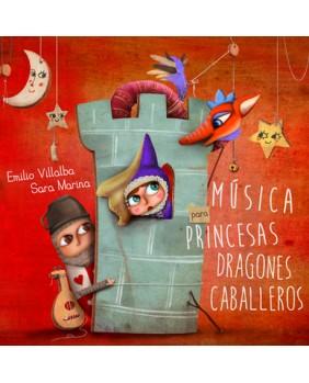 musica para princesas,...