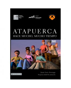 DVD Atapuerca, Hace Mucho,...