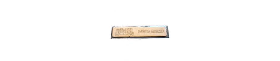 Handmade Wood Bookmarks | Traditional Art | Handmade